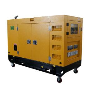 Nuovo generatore diesel insonorizzato di disegno 25kVA della fabbrica