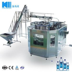 Die meiste populäre automatische flüssige Phiole, die Maschine und das Mit einer Kappe bedecken zustöpselnd füllt