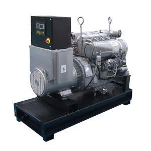 Компрессоры с воздушным охлаждением Deutz Silent природный газ/дизельных генераторных установках 45 ква