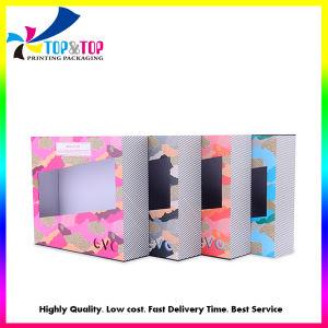 مختلفة لون شاشة [برينتينغ ببر] مستحضر تجميل يعبّئ صندوق مع نافذة