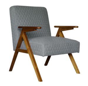 Único de estilo europeo Topwell Sofá Salón tejido silla sillón