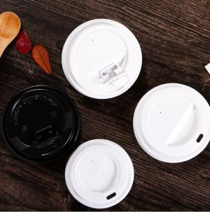 Wholesale desechables personalizados vasos de papel café chocolate caliente con tapa