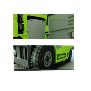 Albero libero pieno un carrello elevatore elettrico da 2.5 tonnellate