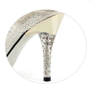 Pop haut talon Fashion chaussures Lady robe de mariée