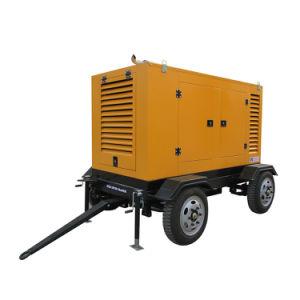 20kw 80kw 100kw 160kw 200kw Weifang Ricardo 엔진 침묵하는 디젤 엔진 발전기