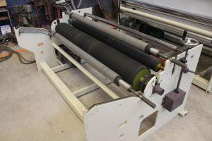 安定した出力HDPEのマットレスのカバーのためのプラスチックによって吹かれるフィルム機械