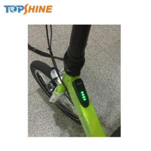 自動スタート・ストップ方式システム36Vスマートな折るEバイク