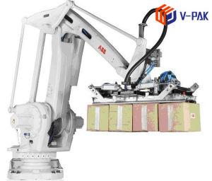 آليّة تعليب علبة الإنسان الآليّ [بلّتيزر] آلة