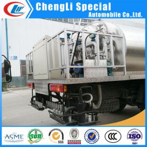 De Bespuitende Vrachtwagen van het Bitumen van de Vrachtwagen van het Onderhoud van de Wegen van de Tankwagen van de Verdeler van het asfalt