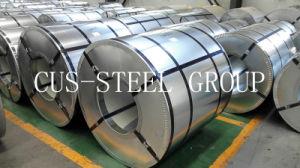 Lamiera di acciaio del galvalume del TUFFO (GL) caldo G550 in bobine/nelle bobine acciaio di Aluzinc