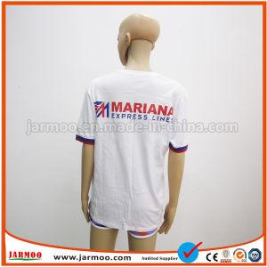 熱い販売体操のための快適で自由なデザインTシャツ