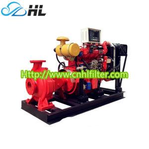 Hlc Zylinder-Motor-Wasser-Pumpe des Dieselmotor-4