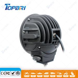 7 90W КРИ светодиодные прожекторы на крыше авто по просёлочным дорогам освещения погрузчика