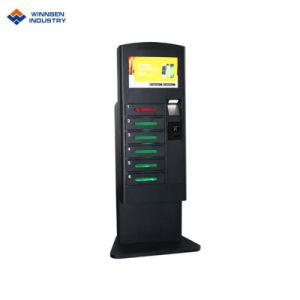 Entfernte Station handhaben Onlineeinkaufszentrum-schnelle Ladung-Münzen-Aufladeeinheits-Station