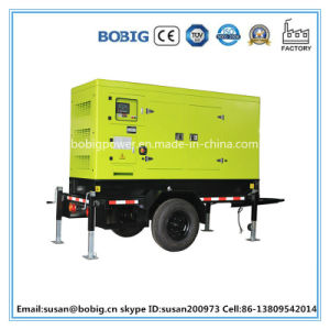 Ce&ISO 9001の8kVA-30kVA Yangdongの防音の発電機は証明した