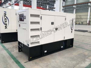 38kVA Cummis Powered insonorisées avec ce groupe électrogène diesel/ ISO économique