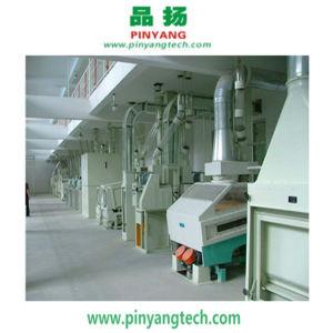 Les machines agricoles de riz décortiqueuse de riz Conplete ensemble de la machine de traitement