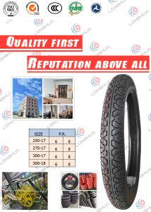 El patrón de hilo de Cross-Country neumáticos de moto con alta calidad (2.75-17)