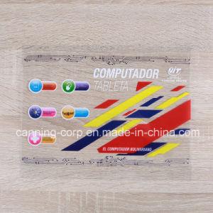Rolo personalizado impresso e auto-adesivo etiqueta autocolante Cosméticos