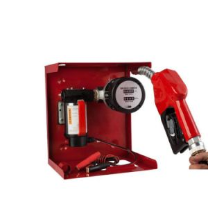 12V/24V Diesel Bomba de transferencia de combustible con el medidor y la manguera y boquilla