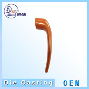 Zinc-Alloy OEM de aluminio y piezas de moldeado a presión en China