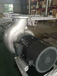 Pompa di vite, pompa verticale/sommergibile della pompa della ventola della vite, di vite