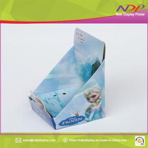 Personalizar la pantalla de verificación Mostrar Stand impreso el papel de embalaje caso