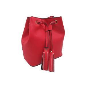Fashion PU Sac de godet Hotsale Lady sac à main femme SAC SAC SAC Tassel Crossbody classique