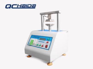 El papel de anillo de equipos de pruebas de máquina de ensayo de aplastamiento