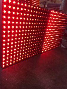 Bildschirmanzeige-im Freienqualitäts-Bildschirm-farbenreiche Walzen-Bildschirm-Tür-Kopf-Produkte LED-P10 12.6  X38  auf Verkauf für irgendeine Sprache