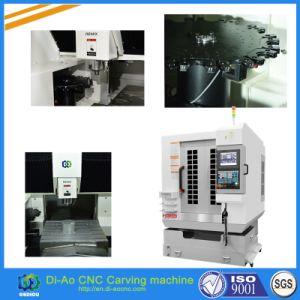 カメラのガラス蓋のための高精度のツールの変更CNC機械