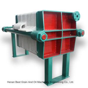 Speiseöl-Filter-Produktionsanlage