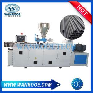 El tubo de plástico de la máquina de extrusión de tubo de agua de PVC