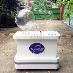 Air Blow著デッサンの球のビンゴのアーケード・ゲーム機械作業