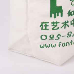 Sacchetto su ordinazione della tela di canapa del sacchetto favorevole all'ambiente creativo del panno