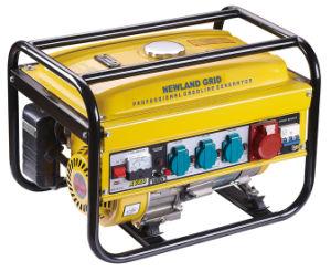 Newland Nl2600dx venda quente! Gerador de gasolina 3 Fase 168f Motor a gasolina o fio de cobre de 2KW Recoil Gerador Gasolina Portátil