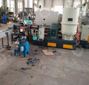 Extrudrusion die in twee stappen Machine pelletiseren