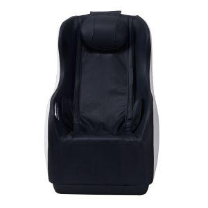 La moda de pequeño tamaño, sillón de masaje clásico en blanco y negro