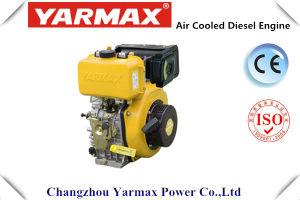 Gekoelde Dieselmotor 170 173 178 186 188 190 192 van de Cilinder van Yarmax Enige Lucht
