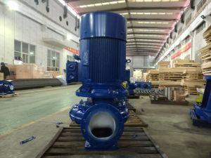 Вертикальный центробежный насос с сертификат CE трубопровода