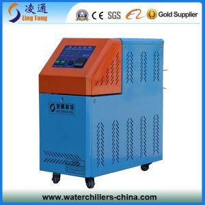 Tipo de água de injeção de plástico e o tipo de óleo do controlador de temperatura do molde