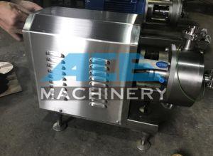 Homogeneizador de alto cizallamiento homogeneizador de la bomba de la emulsión de mezclador emulsificador de la bomba bomba (AS-4-S1).