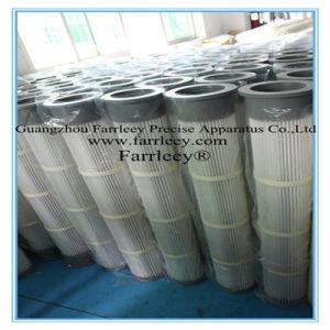 Cartuccia di filtro dell'aria del rimontaggio, cartuccia di filtro dell'aria pieghettata impulso lungo