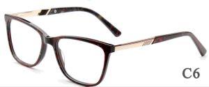 Online 2018 Klaar Goederen van de In het groot Frames Van uitstekende kwaliteit van de Glazen van de Optica van de Voorraad van de Goederen van het Frame van Eyewear van de Acetaat Klaar Optische met Lage MOQ