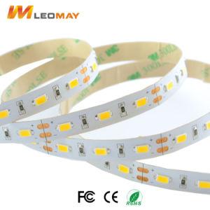 Alto indicatore luminoso di striscia caldo 60LED/m di bianco 5630 12V LED di lumen 5730