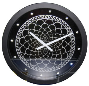 Horloge de mur en métal (KDC048)