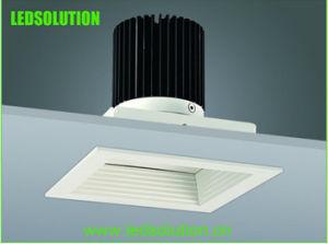 20W ALTA CRI recesso LED quadrado encastrados baixar levou a luz interior