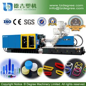 セリウムによって承認される工場供給のプラスチックびんのプレフォームの注入型機械