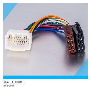 Iso Stereo Audio Wire Harness per Honda