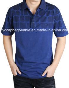 100%Cotton 고품질 남자의 폴로 셔츠